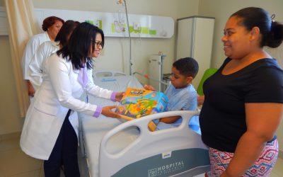 Hospital Pediátrico Hugo Mendoza Celebró Día De Reyes Con Entrega De Juguetes A Los Pacientes