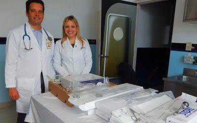 Hospital Pediátrico doctor Hugo Mendoza adquiere broncoscopio.