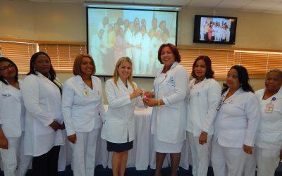 Hospital Pediátrico doctor Hugo Mendoza celebra día de la Enfermera