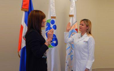 Designan nueva directora del hospital pediátrico dr. hugo mendoza