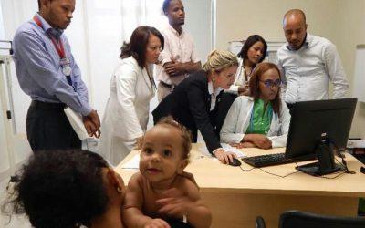 Implementación del Expediente Integral De Salud (EIS)