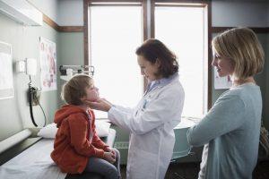 Consulta Médica de Pediatría y Especialidades
