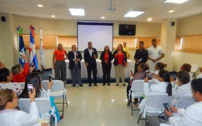 Hospital Pediátrico Doctor Hugo Mendoza celebra el día del amor y la amistad