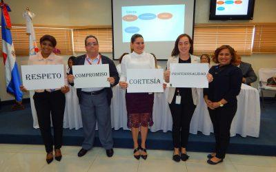 Hospital Pediátrico Hugo Mendoza relanza la misión visión y valores del hospital