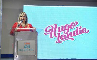 "Hospital Pediátrico Hugo Mendoza inaugura ""Hugo Landia"""