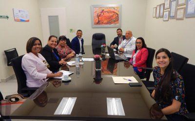Hospital Hugo Mendoza realiza benchmarking con PGR