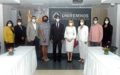 Hospital Hugo Mendoza y UNIREMHOS ofrecerán una maestría en enfermería pediátrica con base hospitalaria