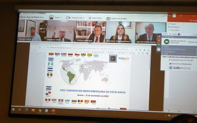 Hospital Hugo Mendoza diserta en XXIV Convención Iberoamericana de Excelencia