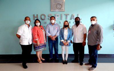Director SNS destaca modelo de gestión de la calidad Hospital Hugo Mendoza
