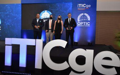 Hospital Hugo Mendoza obtiene segundo lugar en premiación iTICge 2021, en medición con 277 instituciones públicas